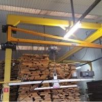 FEZER – próżniowy manipulator do drewna